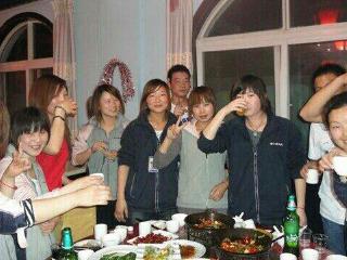 富士康员工跨年交友聚餐,开始报名啦!