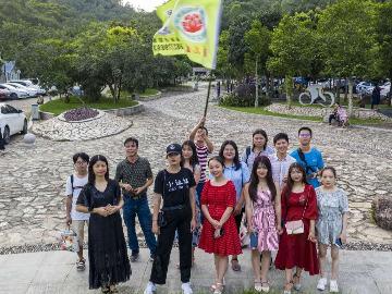 15日植物园人像摄影交友活动