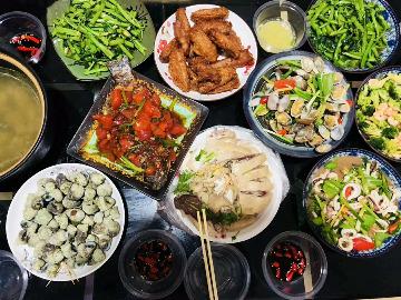 9月22日周六汉口江滩(鱼痴渔醉)聚餐