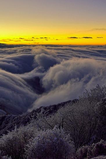 【达瓦更扎两日游】与牛背山媲美的360观景平台