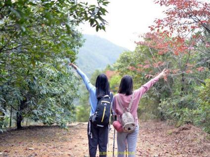 (成行)4月27日徒步花都王子山三山穿越
