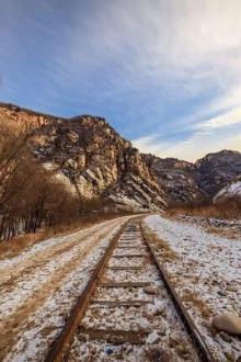 野蘑菇1月15日周日冬季经典路线,白河峡谷踏冰瀑