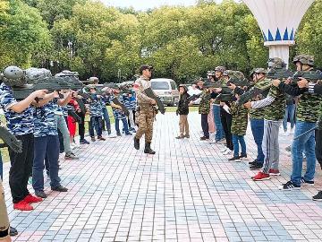 普陀真人CS周日3月3日攻坚战