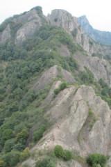 12月3号罗源吉壁小笔架山;穿越火线一日