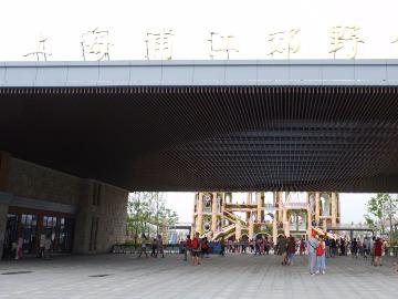 浦江郊野公园滨江漫步