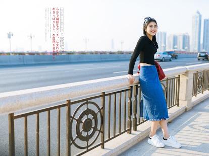 祁阳浯溪公园小清新外拍
