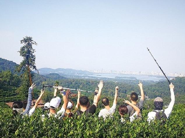 5.19周日西湖群山毅行(24公里)