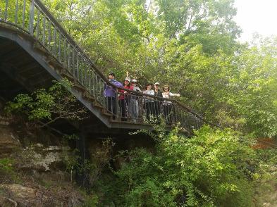 9月24日普罗旺斯一期龙谷山森林公园徒步