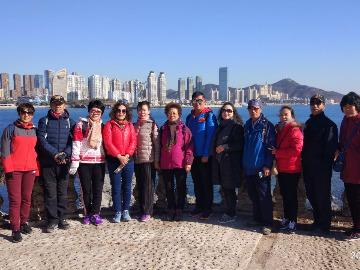 2月15日(周五)钻石湾徒步活动