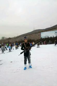 2.11云佛山滑雪;