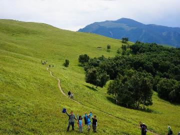 5月18日北灵穿越一日徒步活动<br>
