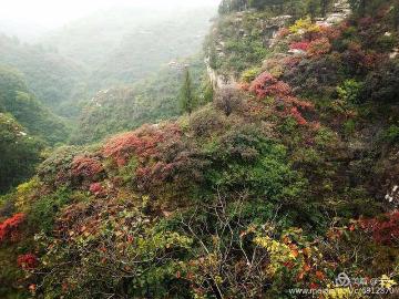 10月15日藏龙涧环形穿越