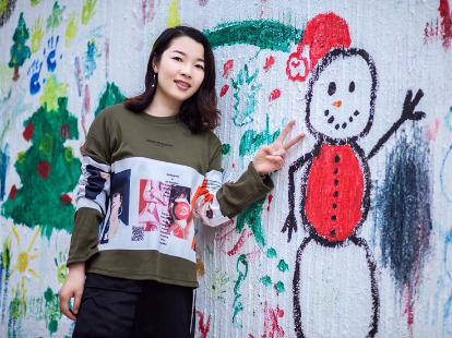 香港街拍时尚人像摄影创作