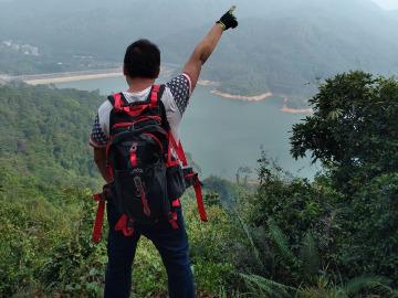 4月2日:逸仙水库爬山摄影摘竹笋