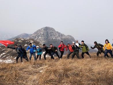 鞍子岭-金龙寺-情人谷-南岔沟活动召集中