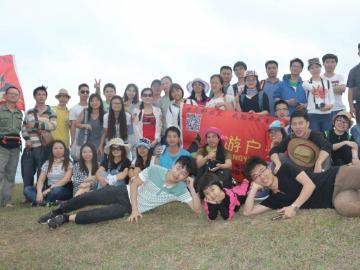 五月七号惠州大星山徒步