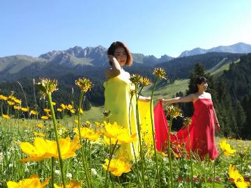 6月30日邀您空中花园仙女沟赏景徒步一游