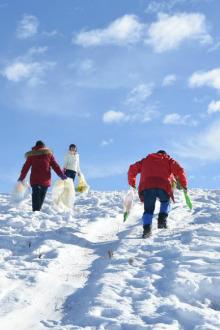 1月21日南山乌拉斯台徒步赏雪景休闲摄影一日游