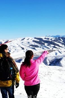 12月22日南山乌拉斯台徒步赏雪景休闲摄影一日游