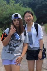 4月1号帅哥美女齐登小梧桐游览仙湖