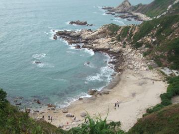 【自由户外】3.3最经典海岸线东西冲