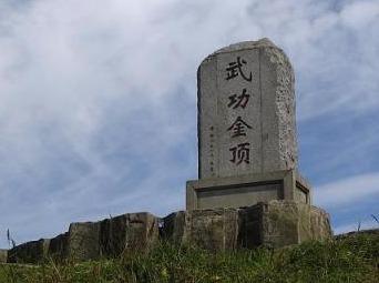 江西武功山经典徒步,户外圣地,金黄草甸~