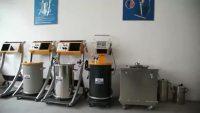 Powder coating machine showroon