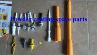 powder coating spare parts