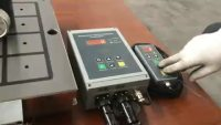 Clamping force test.MOV
