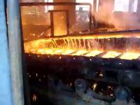60米滚轮固定式铸铁机