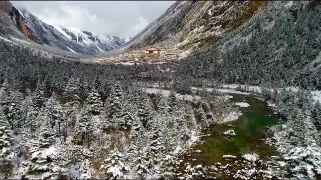 《格聂神山景区旅游资源宣传片》(18分钟版)