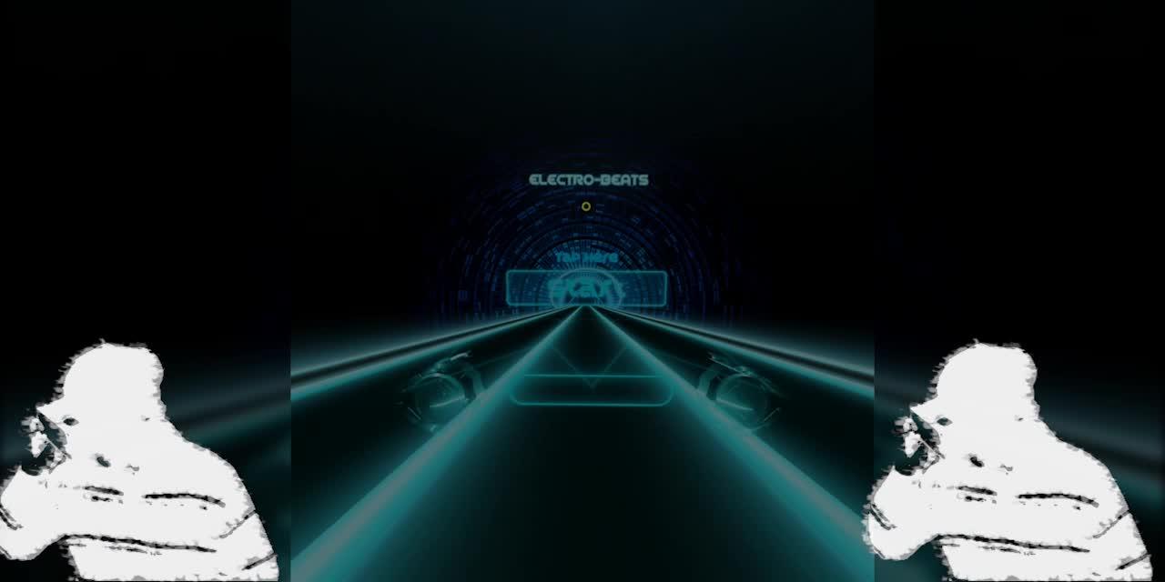 ElectroBeats,超感节奏的移动VR音游!