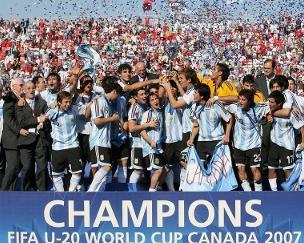 阿根廷国家男子足球队