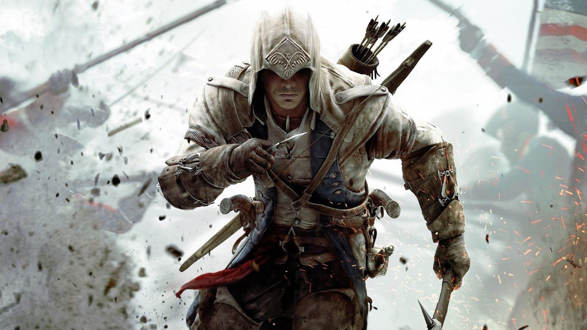 《刺客信条 3:重制版》IGN 评测 7.8 分:风光秀丽的时光回溯之旅