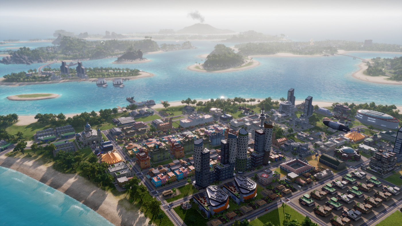 《海岛大亨 6》IGN 评测 7.3 分:兼备深度与特色的热带岛屿天堂