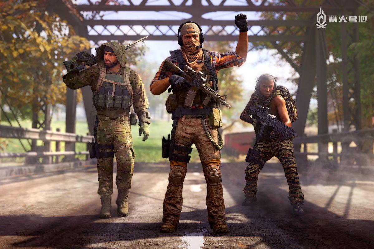 新作《幽灵行动:火线》PC 版多人测试将延期推出