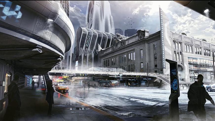 底特律:成为人类 游戏图集(26)