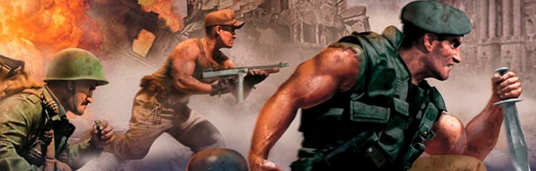 盟军敢死队 2 高清复刻版 游戏图集(16)
