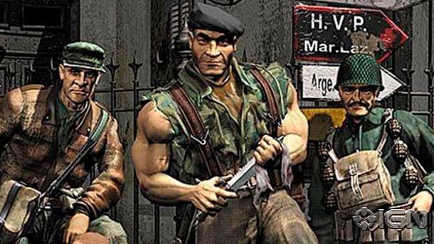 盟军敢死队 2 高清复刻版 游戏图集(17)