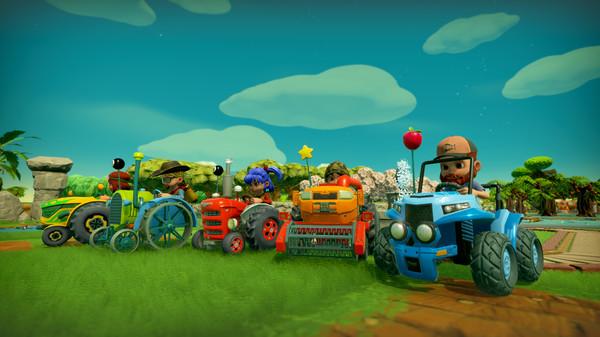 《一起玩农场》Game Informer 评测 8 分