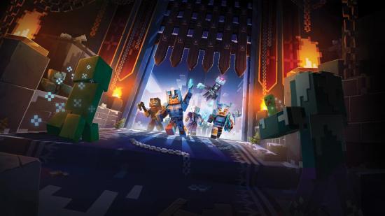 《我的世界:地下城》第二弹 DLC 9 月 8 日 推出