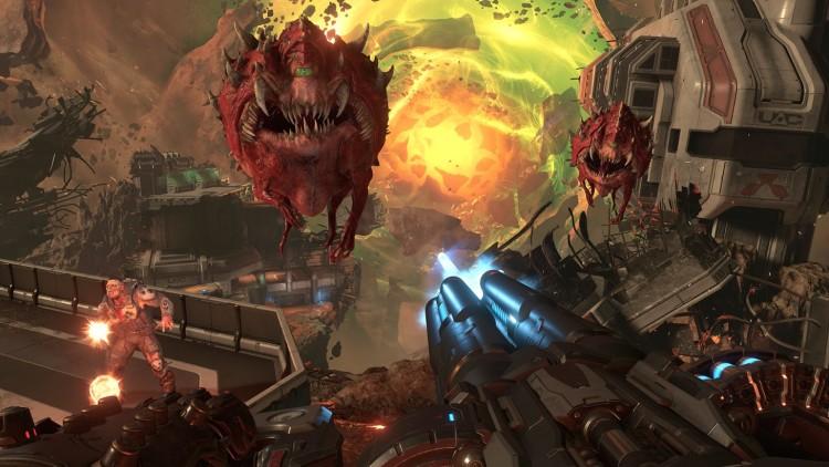 《毁灭战士:永恒》GI 评测 9.25 分:将燃情的战斗做到极致