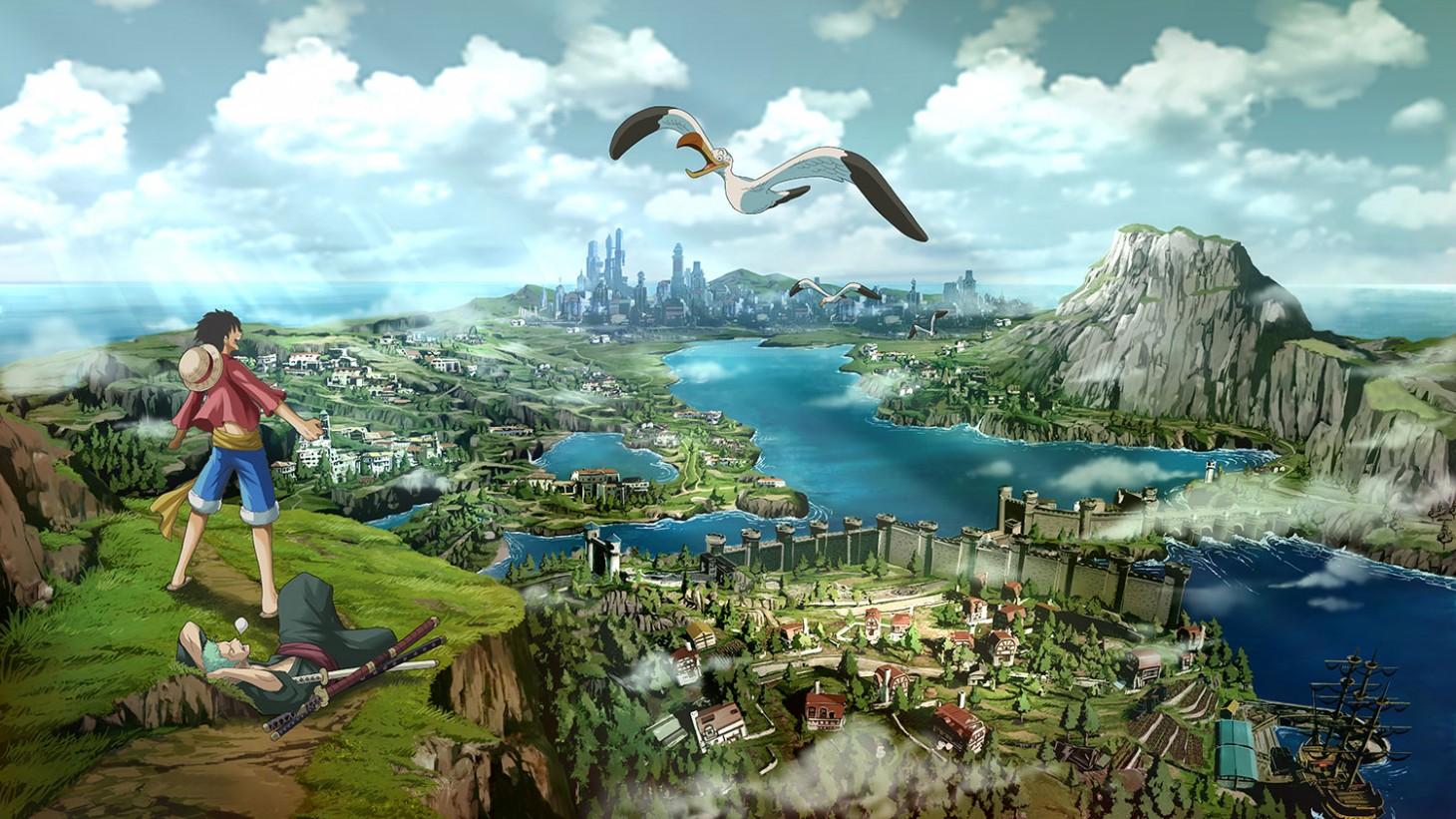 《海贼王:寻秘世界》Game Informer 评测 8 分:历代最佳海贼王游戏