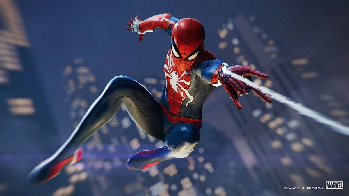 【中字】《漫威蜘蛛侠》 IGN 视频评测