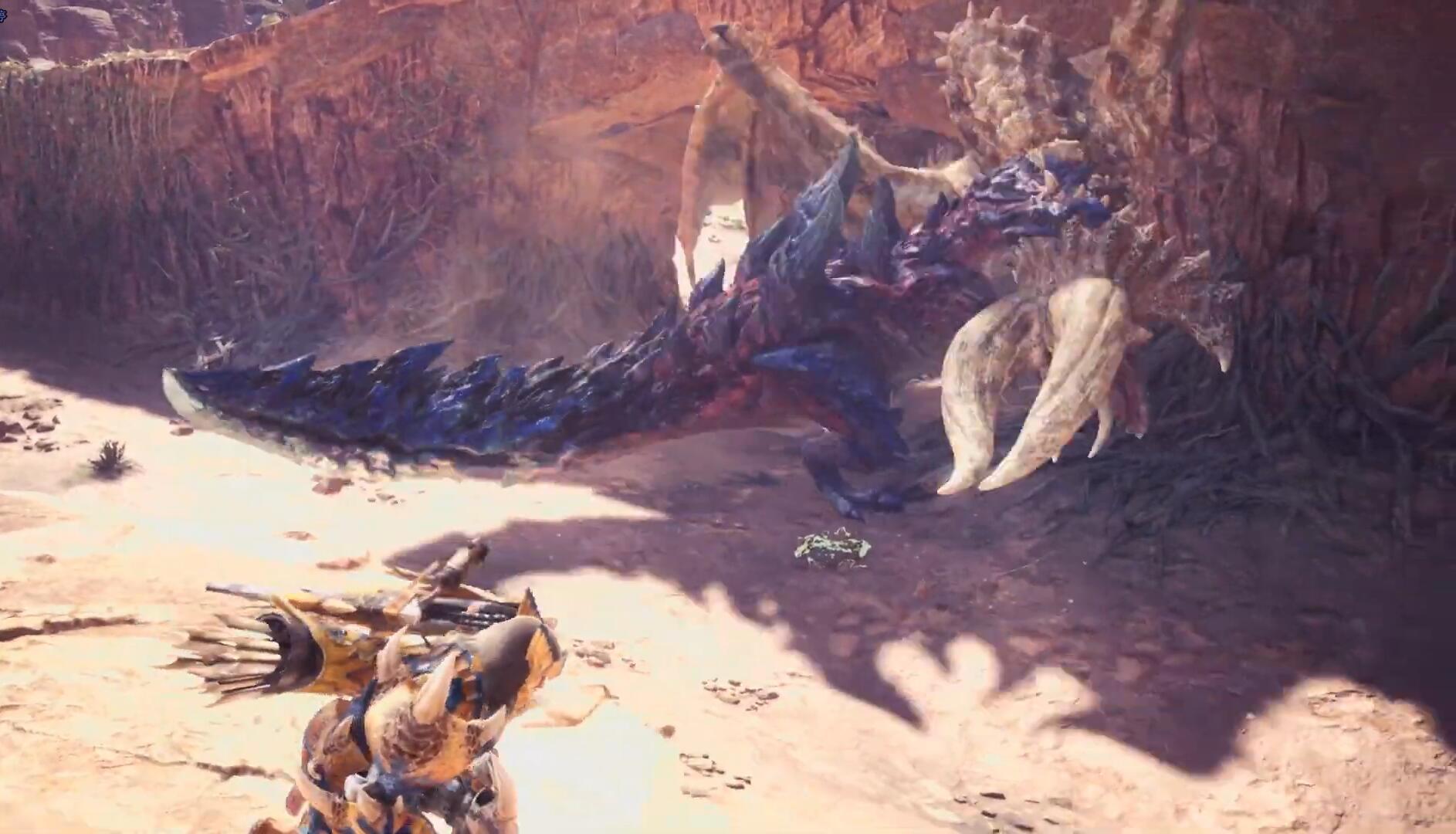 《怪物猎人 世界:冰原》新预告公布,斩龙与亚种怪物登场