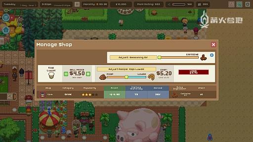 模拟经营游戏《建个动物园》11 月 5 日发售