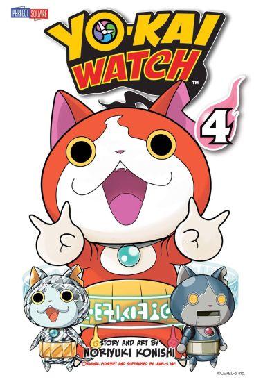 妖怪手表4 专区,妖怪手表4 图集