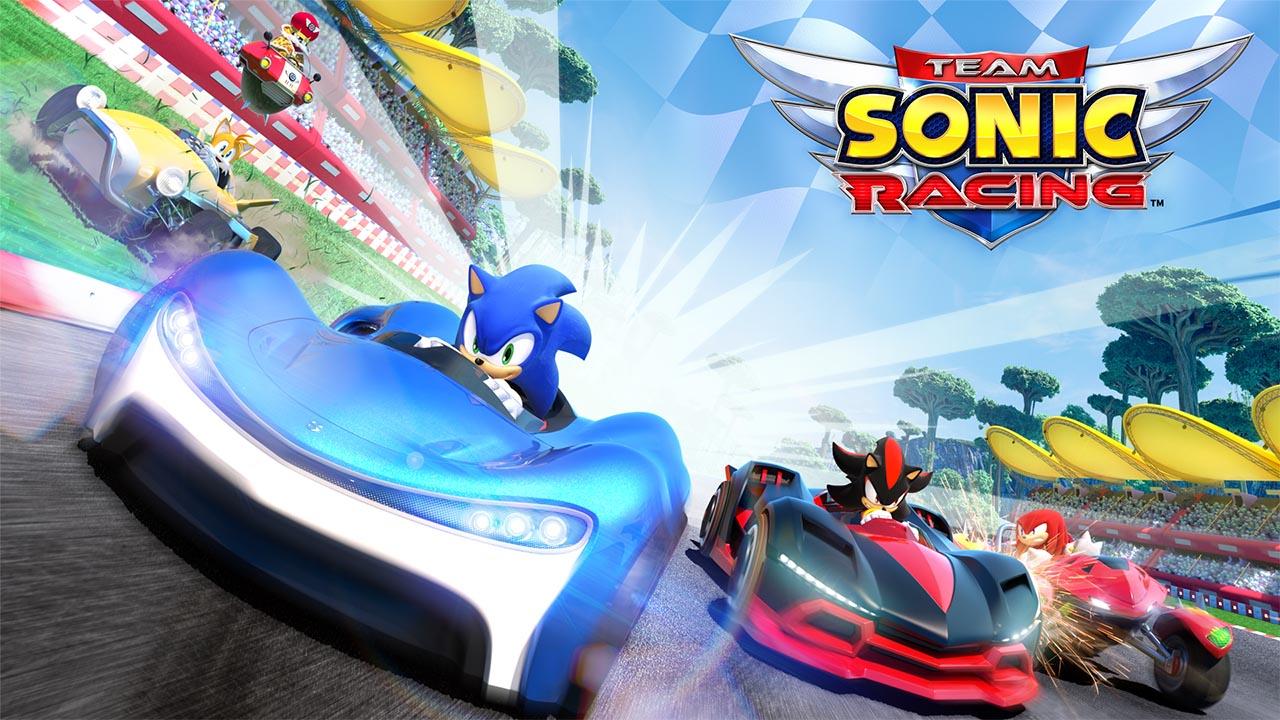 《索尼克团队赛车》IGN 8.5 分:别出心裁的团队竞速体验