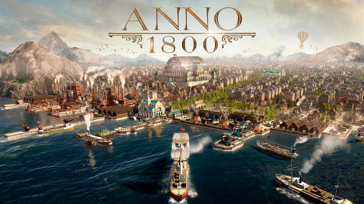 《纪元 1800》评测:船坚炮利的帝国主义时代