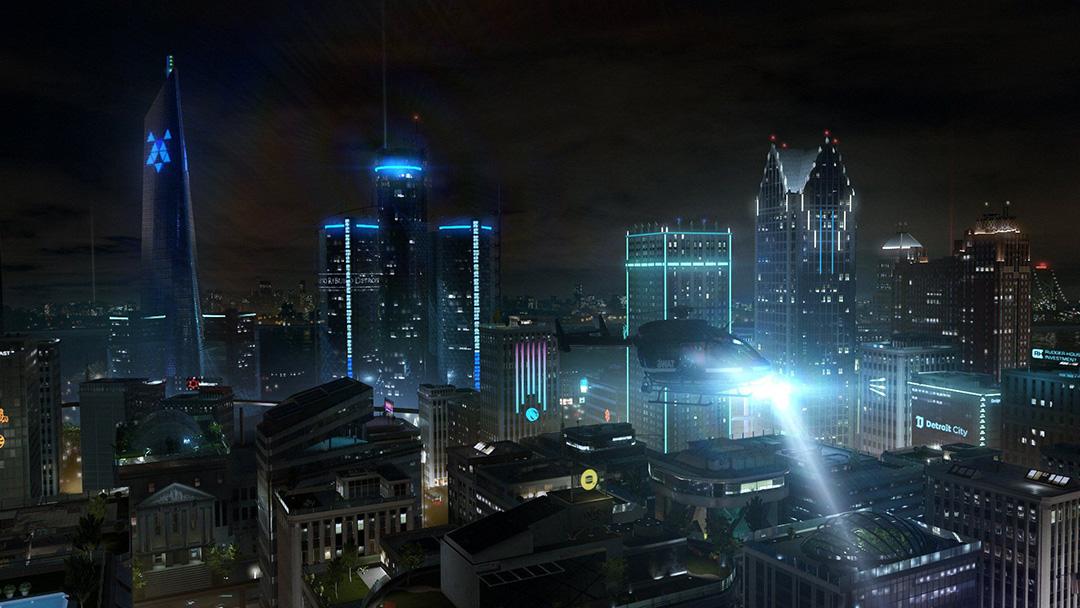 底特律:成为人类 游戏图集(18)